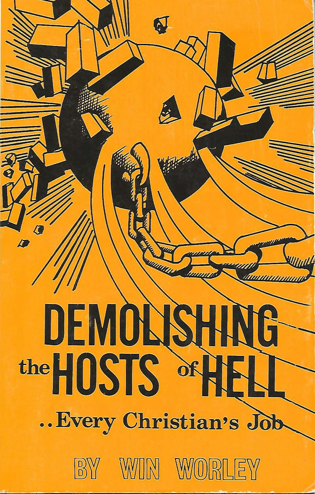 Demolishing the Hosts of Hell Front