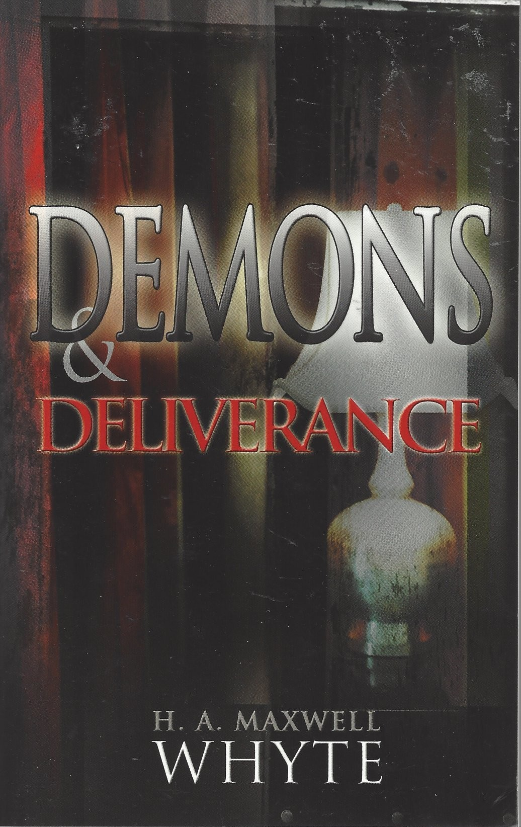 Demons & Deliverance  (1989)  Front