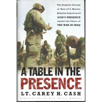 A Table In The Presence  (2004  Front