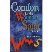Comfort for the Wounded Spirit front