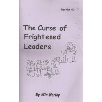 The Curse of Frightened Leaders front