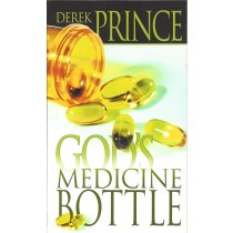 God's Medicine Bottle front