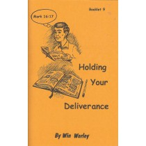 Holding your Deliverance front