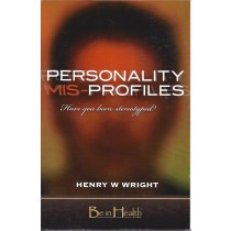 Personality Mis-Profiles  Have You Been Stereotyped?  (2007)  Front