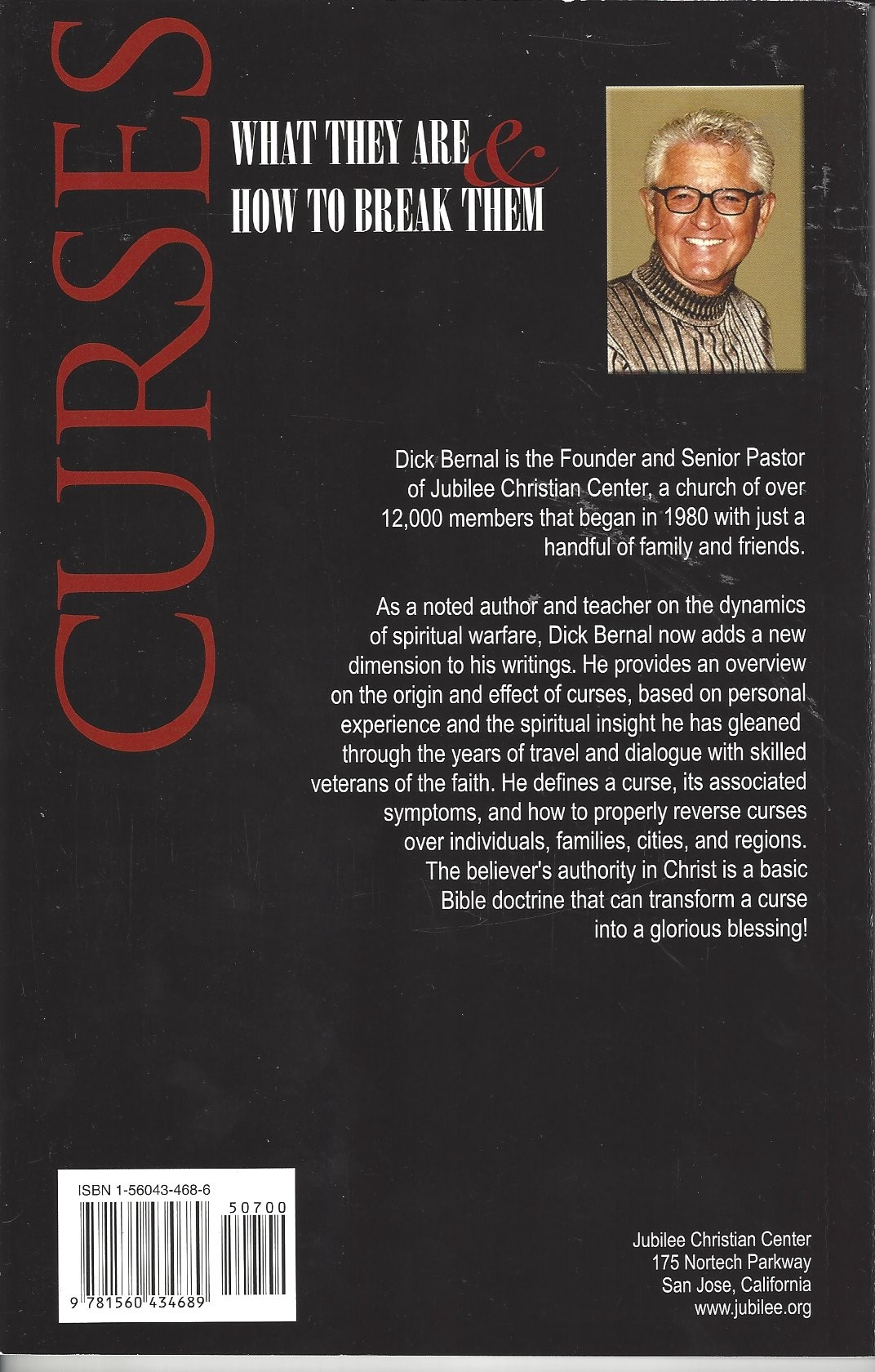 Curses What They Are and How to Break Them (2004) - Agape Bible