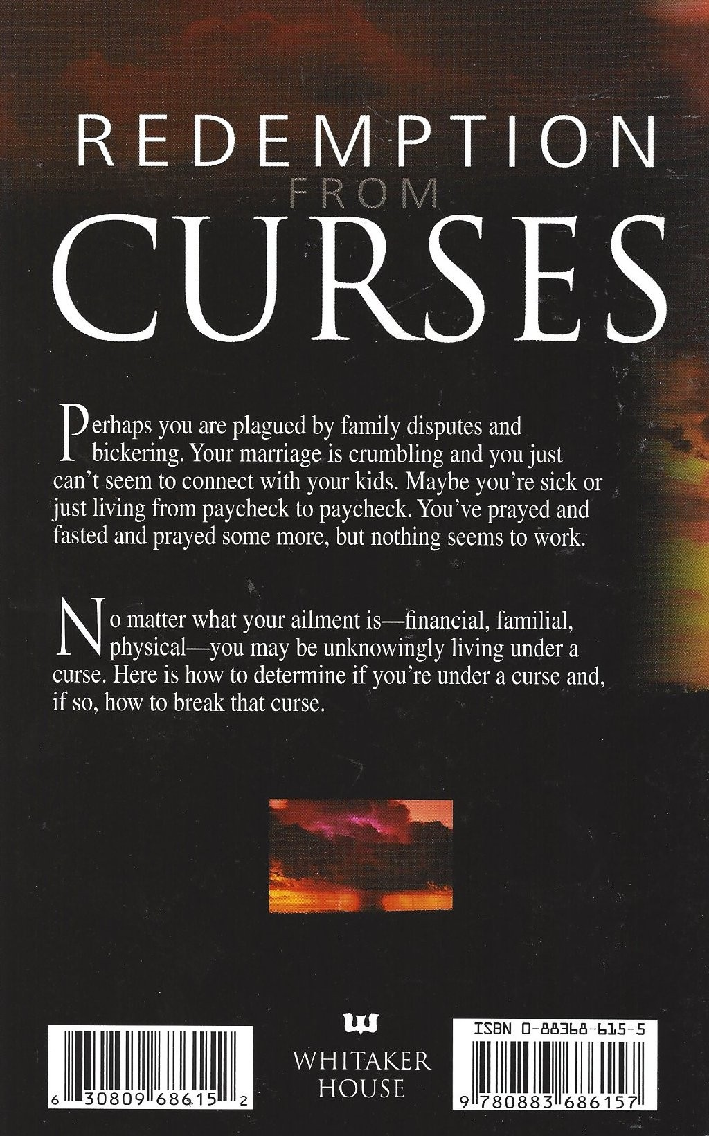 Identifying and Breaking Curses (1999) - Agape Bible Bookroom