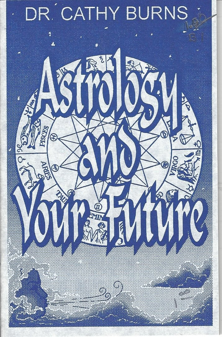 Astrology And Your Future   (1994)  Front
