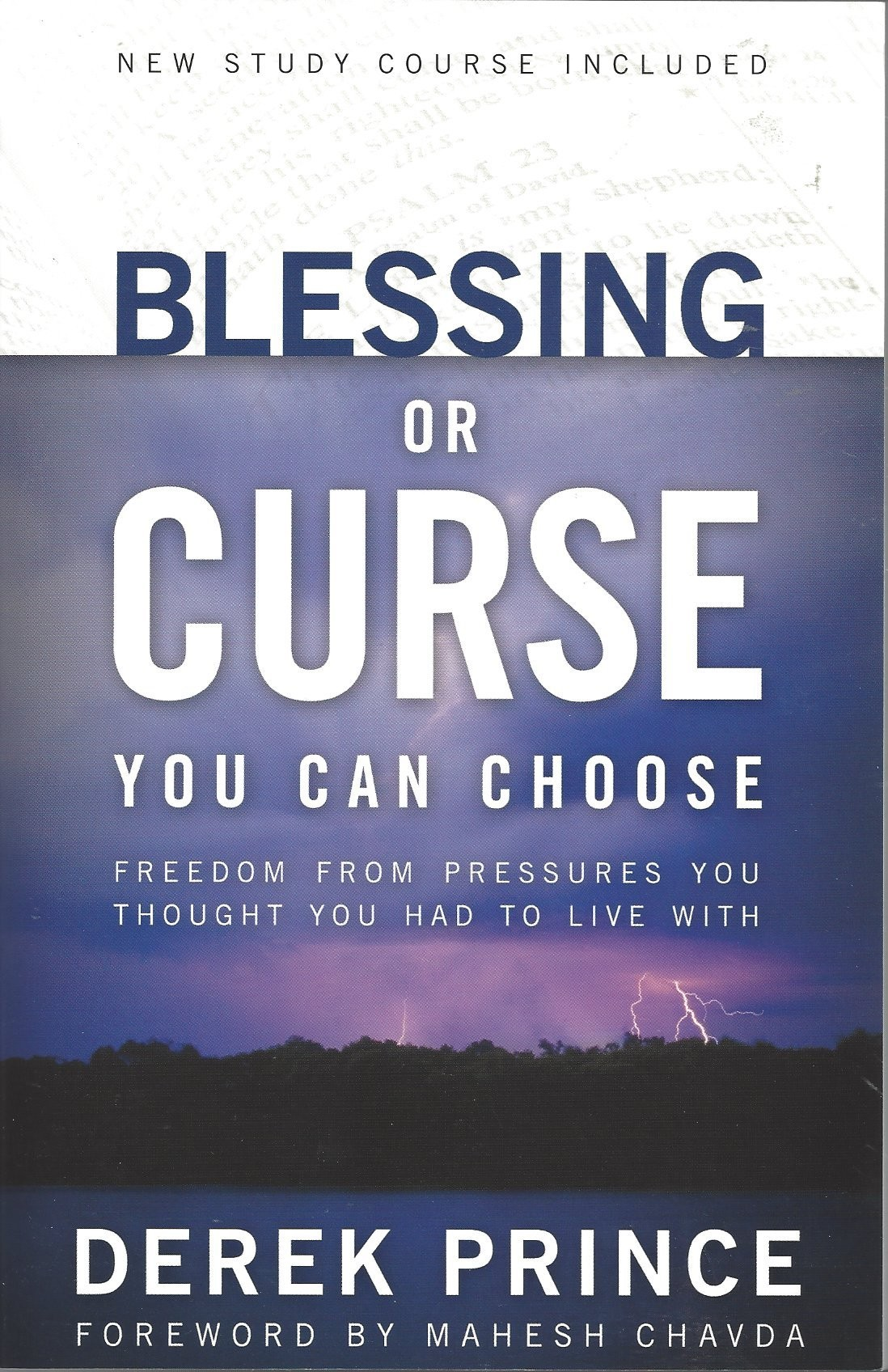 Blessing or Curse front