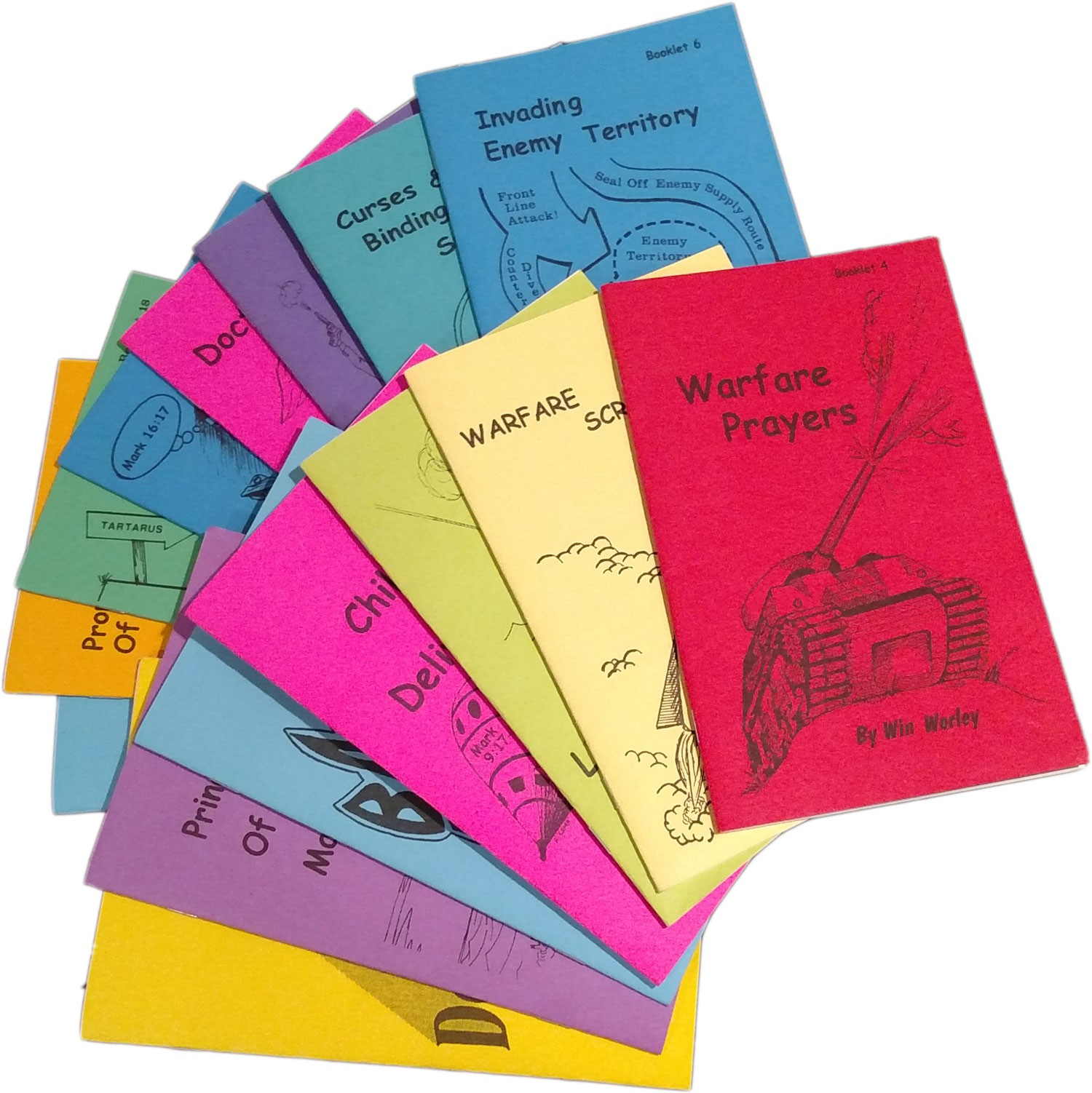 Worley Booklet Bundle