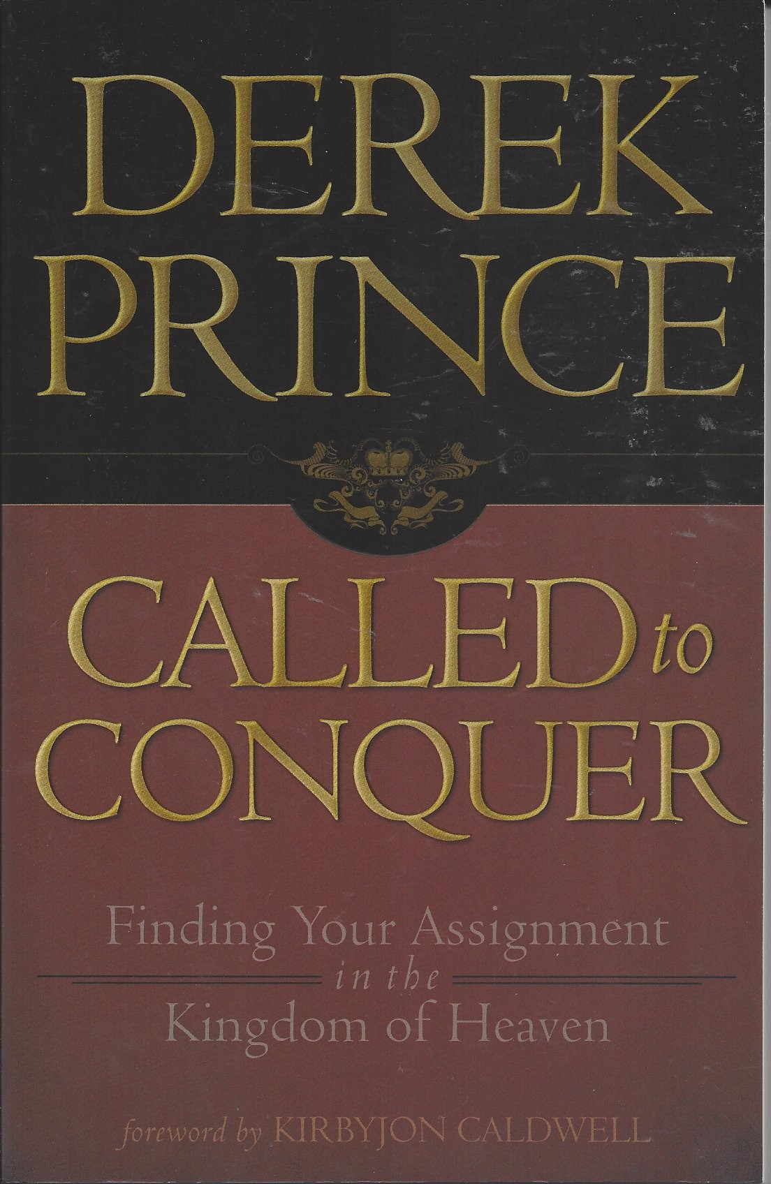 Called to Conquer front