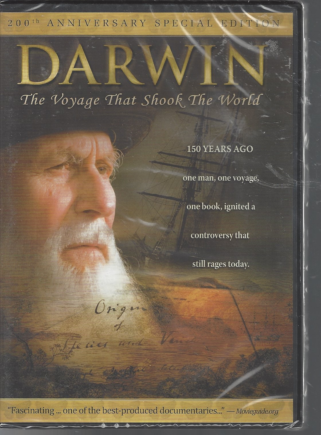 Darwin  The Voyage That Shook The World  (2009)  Front