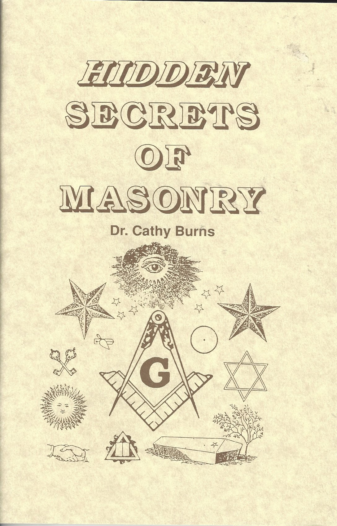 Hidden Secrets of Masonry front