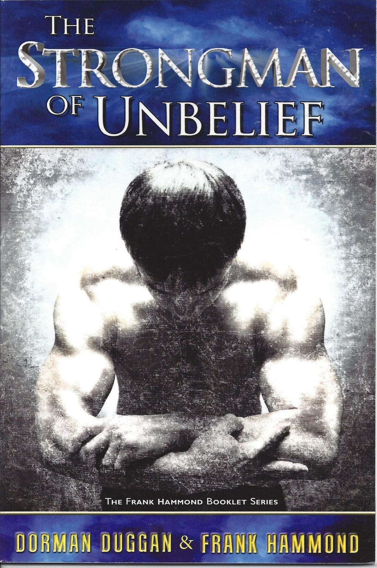 The Strongman Of Unbelief  (2002)  Front