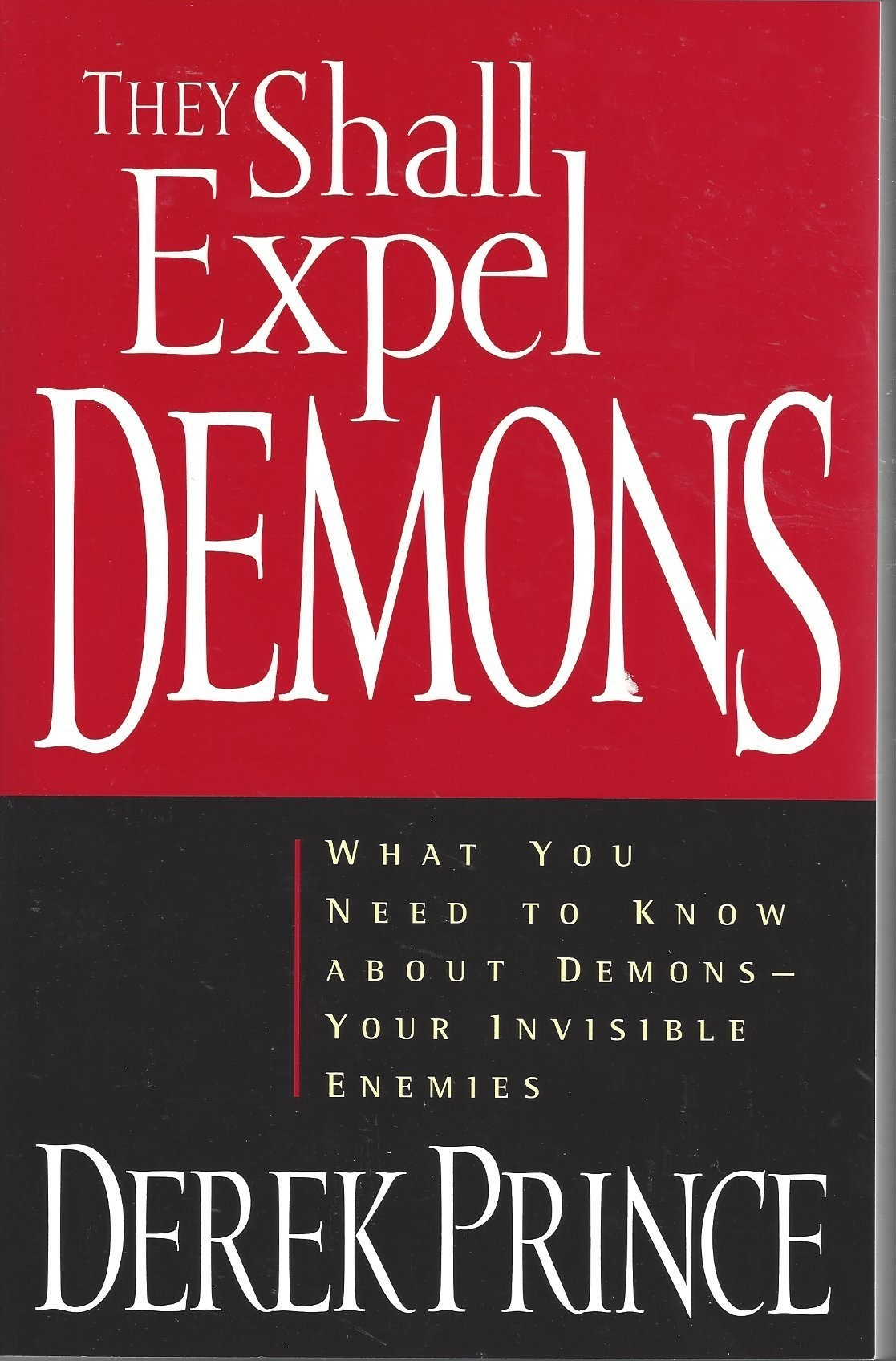 They Shall Expel Demons  (1998)  Front