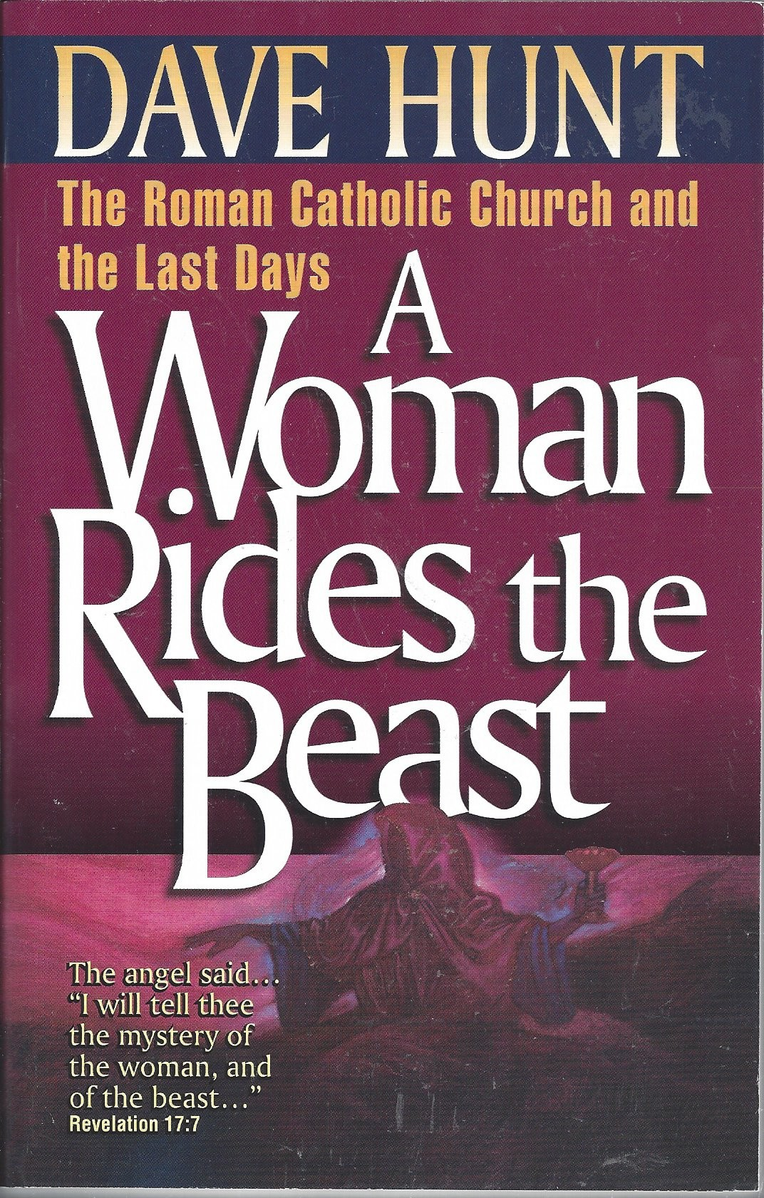 A Woman Rides the Beast front