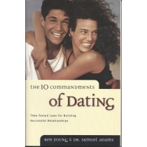 The 10 Commandments Of Dating  (2004)  Front