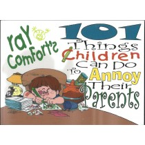 101 Things Children Can do To Annoy Their Parents  (1998)  Front