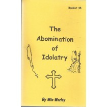 The Abomination of Idolatry front