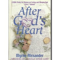 After God's Heart  (2000)  Front