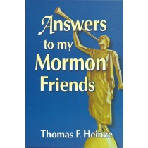 Answers To My Mormom Friends  (2001)  Front