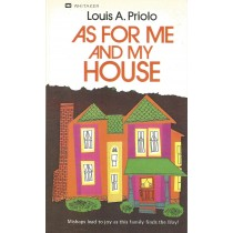 As For Me And My House  (1976)  Front