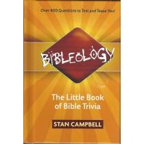 Bibleology   The Little Book Of Bible Trivia  (2007)  Front