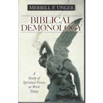 Biblical Demonology  (1994)  Front