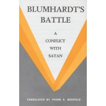 Blumhardt's Battle   A Conflict With Satan   (1970)  Front