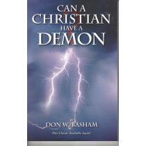 Can a Christian Have a Demon front