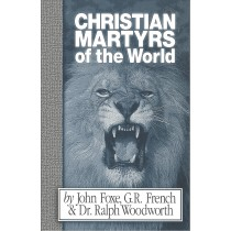 Christian Martyrs Of The World  (2003)  Front