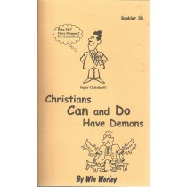 Christians Can and Do have Demons front