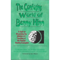 The Confusing World Of Benny Hinn (1995)  Front