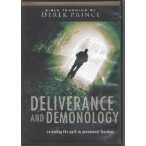 Deliverance And Demonology  Front