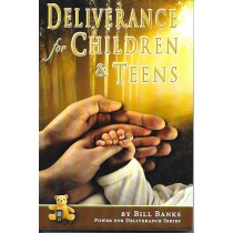 Deliverance for Children and Teens NEW front