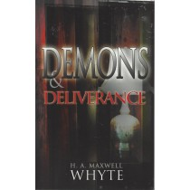 Demons & Deliverance  (1989)  Front
