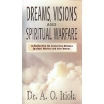 Dreams, Visions And Spiritual Warfare  (2003)  Front