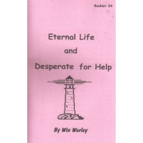Eternal Life and Desperate for Help front