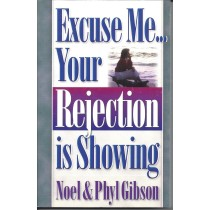 Excuse Me... Your Rejection Is  Showing (1992)  Front