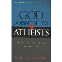 God Doesn't Believe In Atheists  (1993)  Front