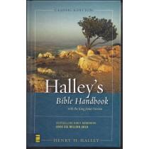 Halley's Bible Handbook  (1965)  Front