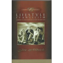 Lifestyle Evangelism  Learning To Open Your LIfe To Those Around You   (1981)  Front