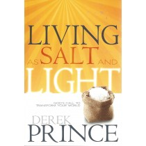 Living As Salt And Light  (2013)  Front