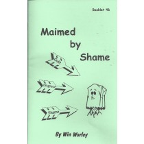 Maimed by Shame front
