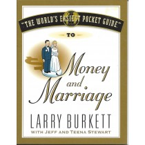 The World's Easiest Pocket Guide To Money And Marriage (2002) Front