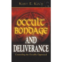 Occult Bondage and Deliverance front