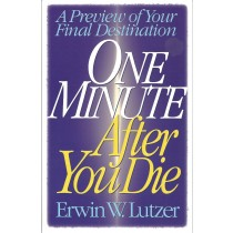 One Minute After You Die  (1997)  Front