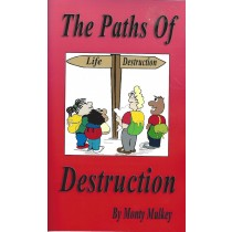 The Paths Of Destruction  (1996)  Front