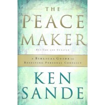 The Peace Maker  (1991 - 2004)  Front