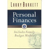 Personal Finances   Includes Family Budget Models  (1991)  Front