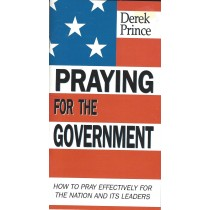 Praying For The Government    How To Pray Effectively For The Nation And Its Leaders  (1970)  Front